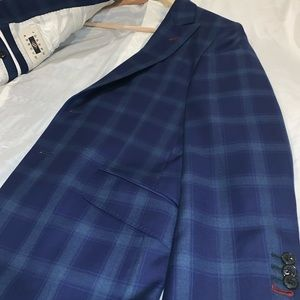 Joseph Abboud Custom Sport Coat 36S Slim